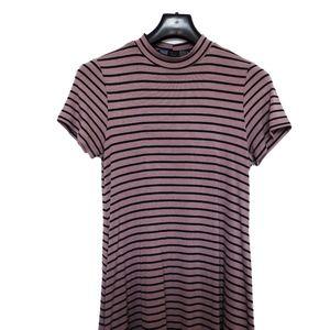 Rebel Sugar Striped Swing Dress